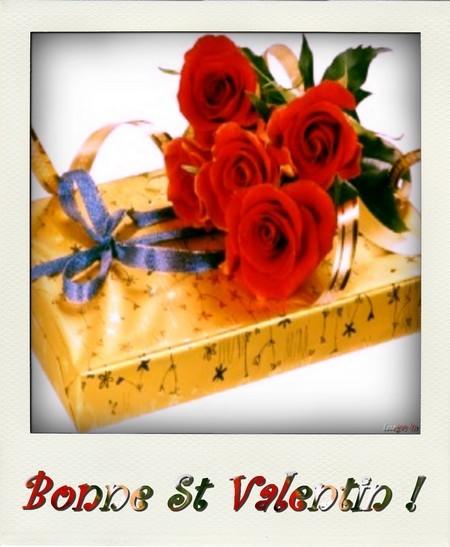 C'est bientôt la St Valentin !
