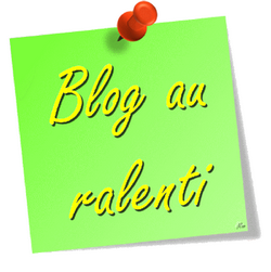 BLOG AU RALENTI