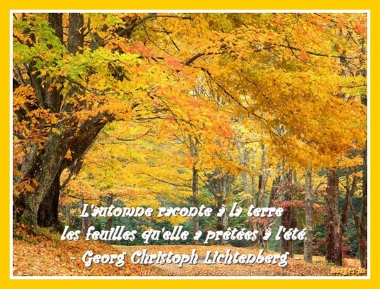 Citation de Georg Christoph Lichtenberg